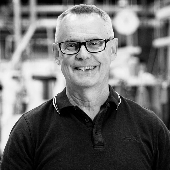 Bengt Carlback - Håmex Precision Tools