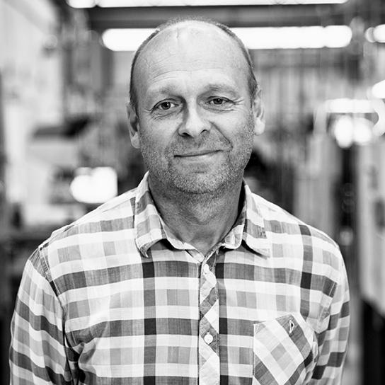 Magnus Hermansson - Håmex Precision Tools